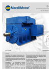 Model B4V - Air to Water Cooled Motors Brochure