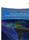 FINE /Marine - CFD Software Brochure