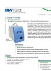 i-Spec - Model BWS0 - Broadband Transmission / Reflection / Absorption Spectrophotometers Datasheet