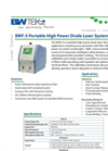 Model BWF5 - Medical OEM/OED High Power Diode Laser Datasheet