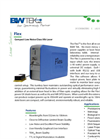 Model Flex - Compact Low Noise Class IIIb Laser Datasheet