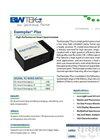 Exemplar Plus - Model BTC655N - High Performance Smart Spectrometer Datasheet