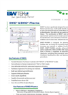 Version BWID - Spectral Identification Software Datasheet