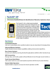 TacticID-GP All-Inclusive Handheld Raman for Identification of Narcotics, Explosives, Hazmat, & More Datasheet
