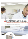 ProteomeLab - Model XL-A/XL-I - Analytical Centrifugation Brochure