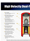 High Velocity Dual-Flow Lube Filters Brochure