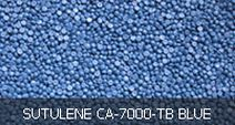 Sutulene - Model CA-7000-TB - Blue Compound in HDPE