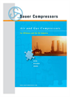 Sauer Compressors for Offshore and the Oil Industry- Brochure