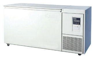 Horizontal Deeper Freezer