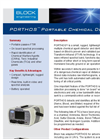 PORTHOS - Single Detector FTIR Spectrometer Datasheet