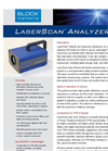 LaserScan - In-Line Process Inspection Spectrometer Datasheet