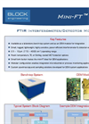 Mini-FT - FTIR Interferometer/Detector System Datasheet