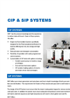 SIP & CIP Systems Brochure