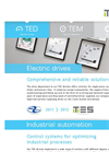 Industrial Automation - Brochure