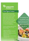 Kitchen Organics Container Brochure