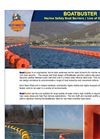 Boat Buster Barriers Brochure
