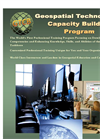 Geospatial Technolgy Capacity Training (GTCB) Program by GSAREH
