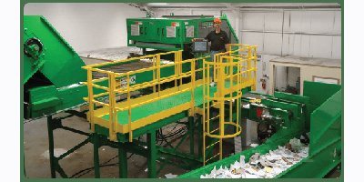 Green Eye - Optical Sorter Recycling System