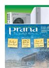 Leaflet  Prana Brochure