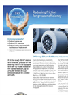 Reducing friction for greater efficiency- Brochure