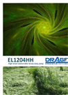 EL1204HH High Head Submersible Heavy Duty Pump Brochure