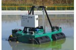 Dragflow - Model DRP Series - Remote Controlled Cable Dredgers