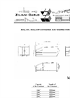 Model ZC03 - Roll Off Compactor Brochure