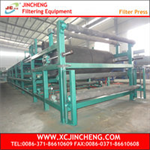 Jincheng - Model 500 - sludge dewatering filter press machine