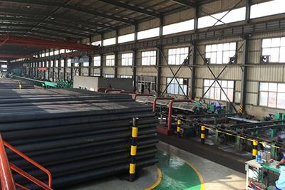 ERW Steel Pipe Structure Pipe