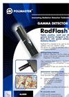 RadFlash II - PM1912 - Compact and Sensitive Gamma Detector Brochure