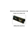 Polimaster - PM1401GNA / GNB - Gamma-Neutron Personal Radiation Detectors Operating Manual