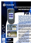 Polimaster - PM1403 - Multipurpose Radiation Monitor Brochure
