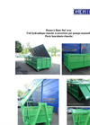 Sludge Containers- Brochure