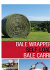 Model SM-SP series - Bale Blower/Feeder Brochure