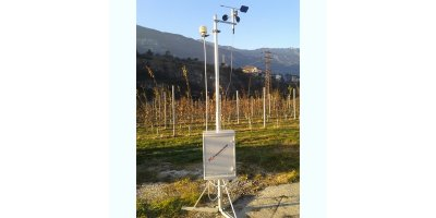 PEN3-Meteo - Model PEN3-Meteo - Environmental Station for Odor Control