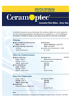 CeramOptec - - Optical Fiber Feedthroughs Brochure