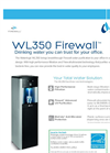 Firewall - Model Cube - Countertop Water Dispensers  Brochure