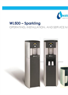 Waterlogic - Model WL500 - Sparkling Water Dispenser Manual