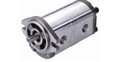 FluiDyne - Model AA  - Aluminum Double Gear Pump