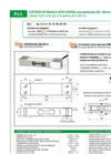 LAUMAS ALL Single-Point Load Cell Datasheet