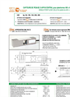 LAUMAS AM Single-Point Load Cell Datasheet