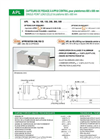 LAUMAS APL Single-Point Load Cell Datasheet