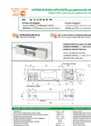 LAUMAS AZL Single-Point Load Cell Datasheet