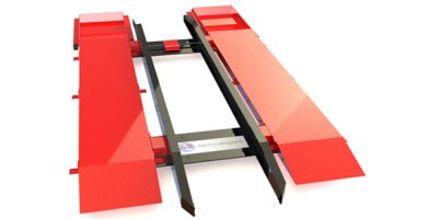 Model PBA400 - Weighbridge for Roll on/off Bins (Hook Lift Container System)