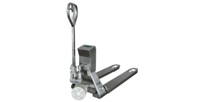 GIROPES - Model ARC - Pallet Truck Weigher