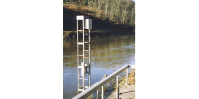 Monitoring surface water for wastewater treatment industry