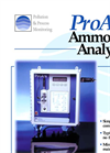 PROAM Ammonia Monitor Brochure
