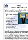 PPM - Model OFD-1 - Oil Film Alarm System - Brochure
