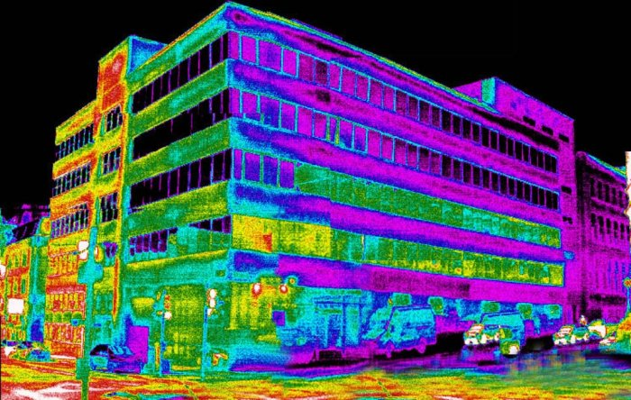The Drumbeat on infrared thermal imaging