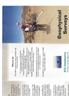 Geophysical Surveys Brochure by ECA Geophysics